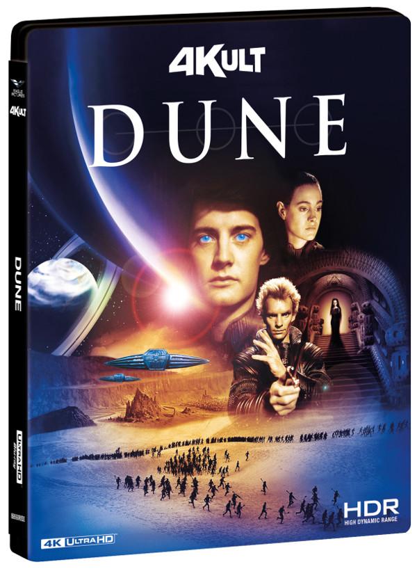 Ancora Lynch in 4K: Dune a ottobre!