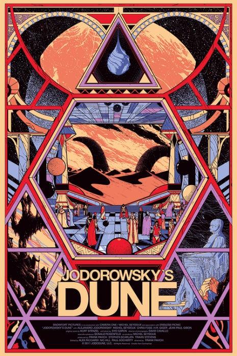 Finalmente Jodorowsky's Dune!