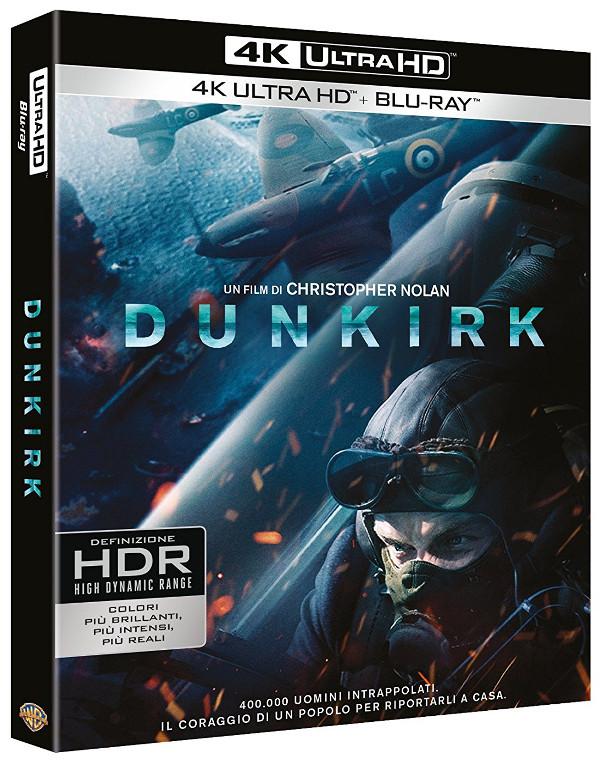 Dunkirk atterra sul Natale!