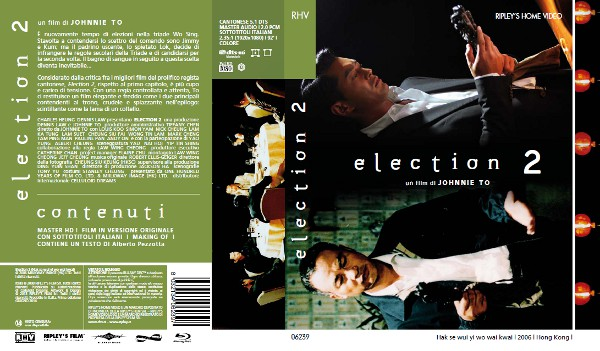 Johnnie To eletto al Blu-Ray Disc!