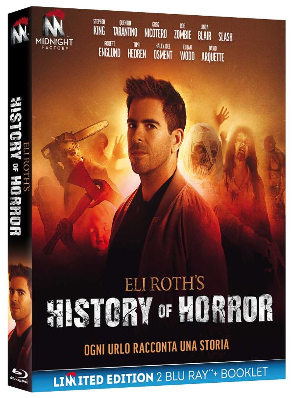 Eli Roth racconta la storia dell'horror!