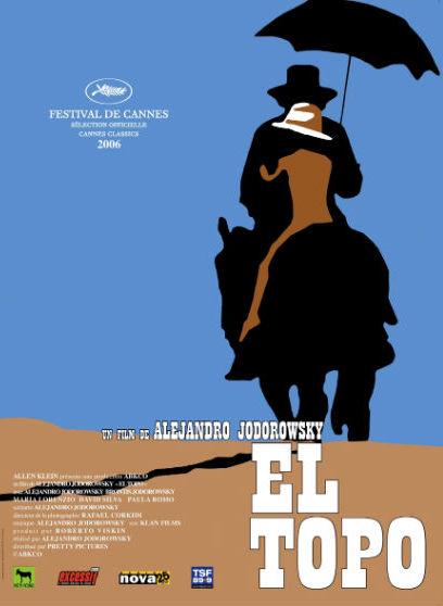 El Topo e La montagna sacra in Blu-Ray americani.