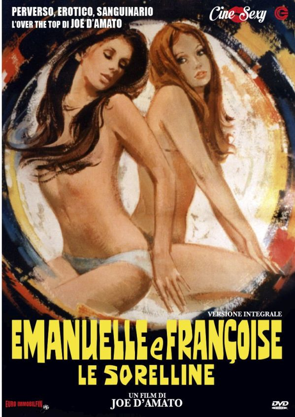 Emanuelle e Francoise da Cinesexy!