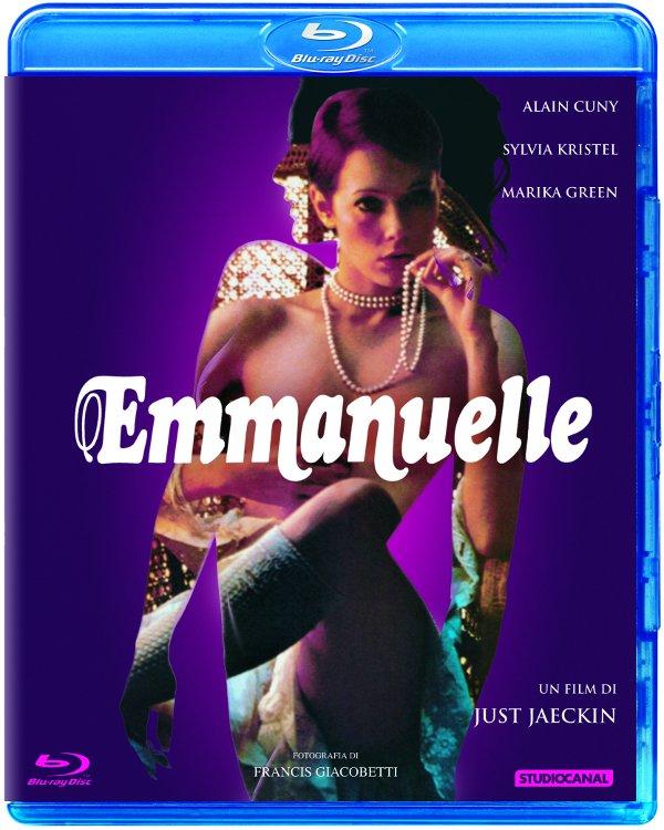 Emmanuelle seduce il Blu-Ray!