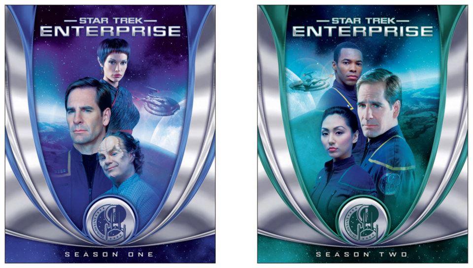 Sempre più Star Trek in Blu-Ray!!