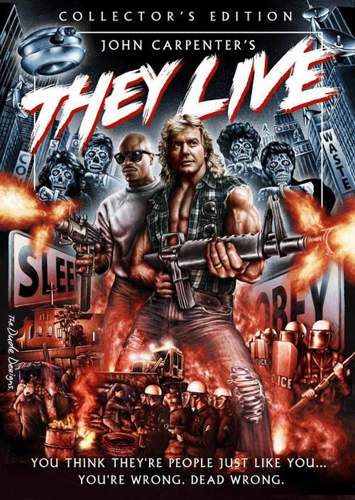 Essi vivono... e si collezionano in America!