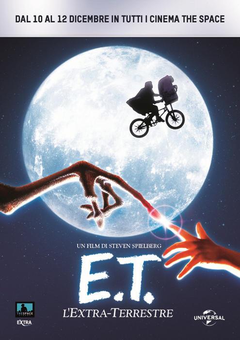 E dopo il Blu-Ray... E.T. torna al cinema!