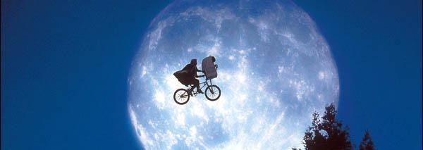 Solo la versione originale per il Blu-Ray di E.T.?
