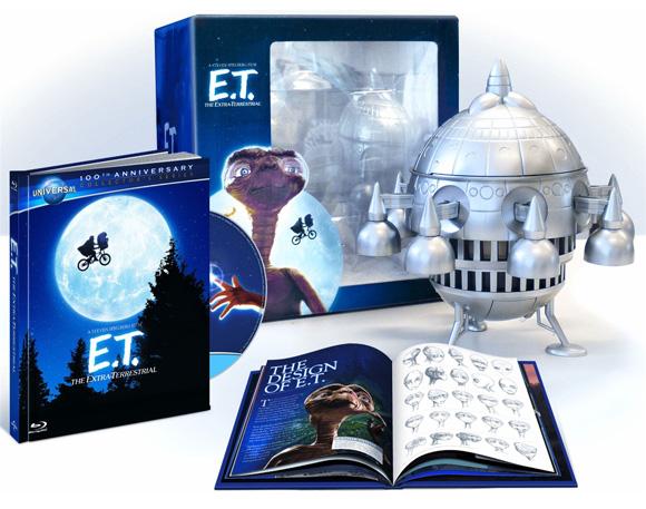 E.T. limited telefona DVDWeb...