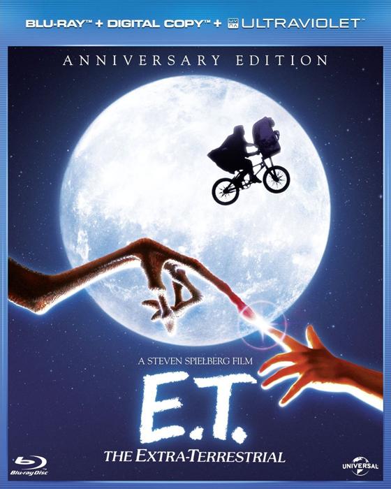 E.T. in Blu-Ray: nuovi dettagli!