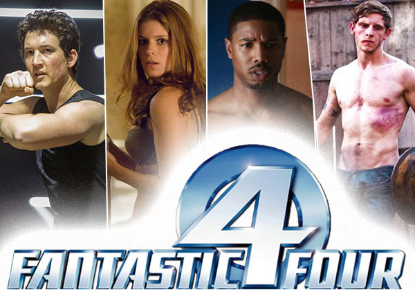 I nuovi Fantastici 4 si rivelano!