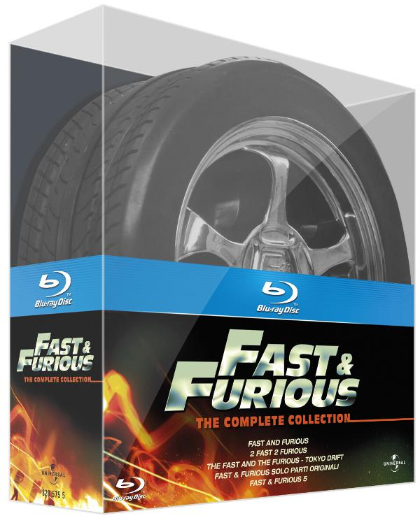 La Limited di Fast & Furious anche in Italia!