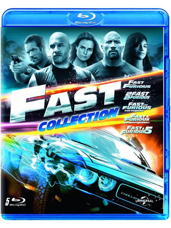 I Fast & Furious di nuovo in pista!