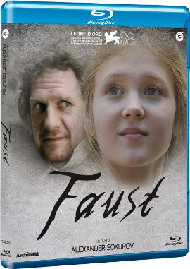 Faust di Sokurov: un Leone d'Oro in Blu-Ray Disc!