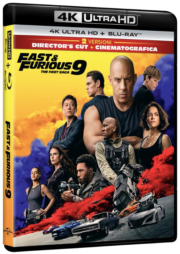 Fast & Furious 9: a novembre la versione estesa!