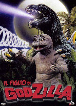 Il figlio di Godzilla rinasce in DVD!
