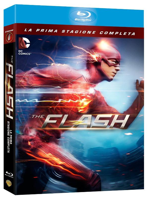 I supereroi DC passano al Blu-Ray!