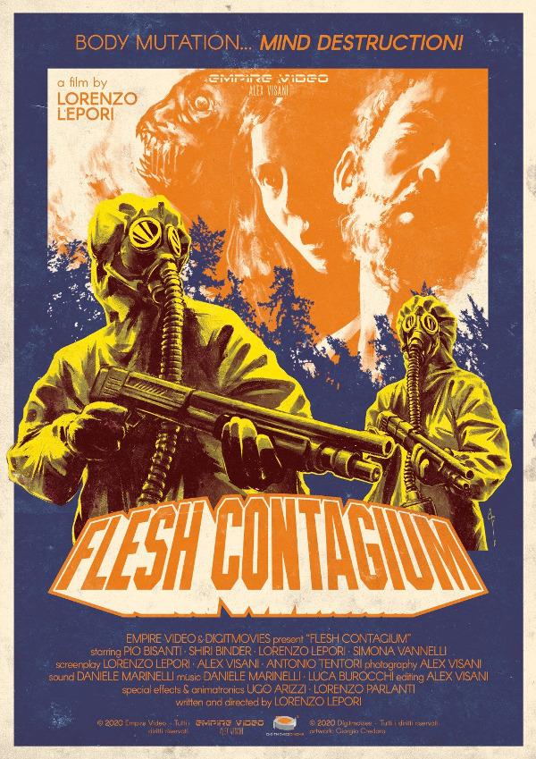 Anteprima DigitMovies: Flesh Contagium!
