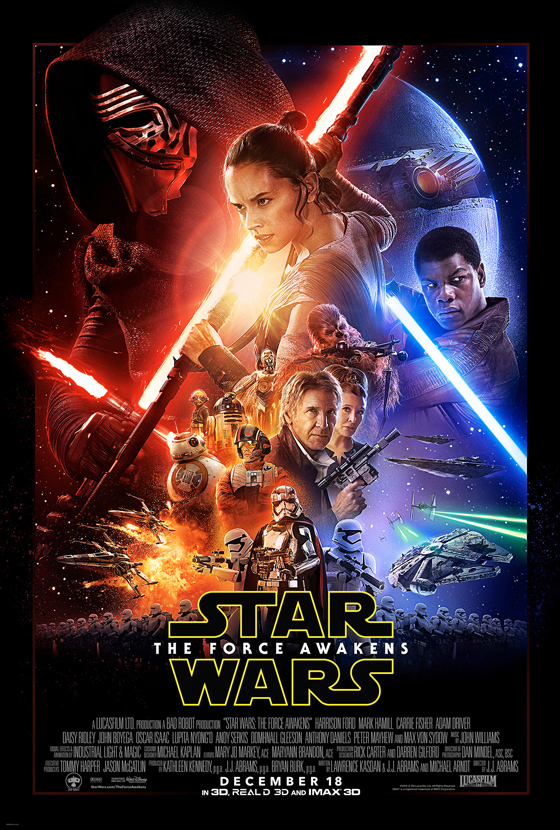 Il risveglio della forza in Blu-Ray e DVD il 13 aprile!
