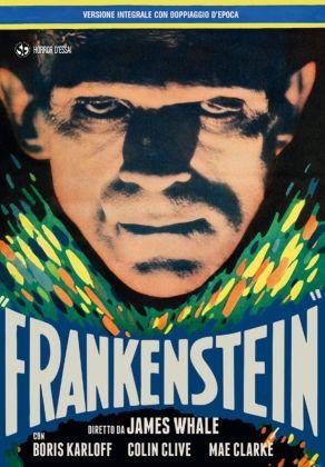 L'Uomo Lupo e Frankenstein con il primo doppiaggio!