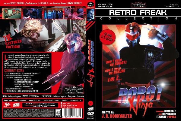 Robot, zombie, blaxploitation e... Cinemastation!
