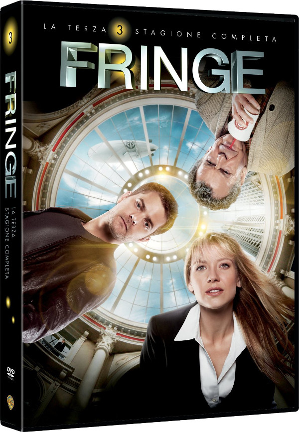 Fringe anche in Blu-Ray!!