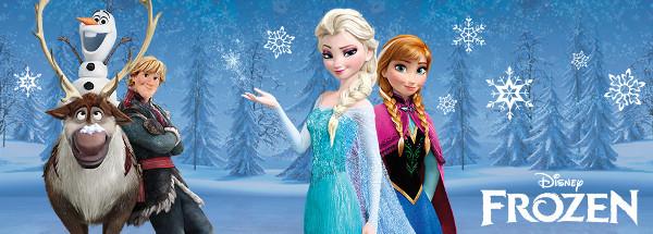 Frozen: ghiaccio a primavera!