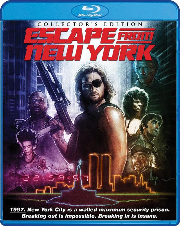 La cover del nuovo Fuga da New York!