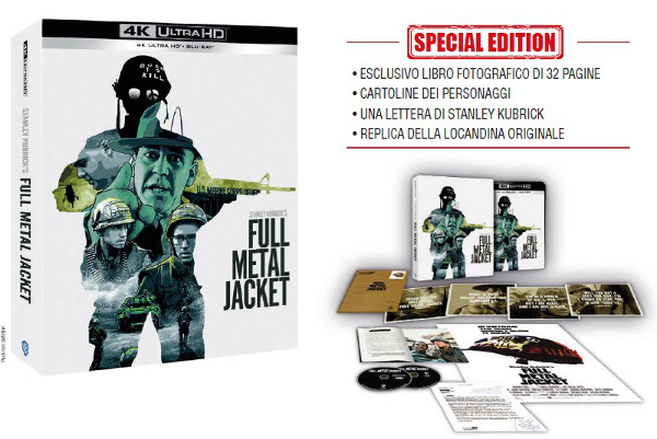 Ultra HD Jacket: il prossimo Kubrick in 4K!