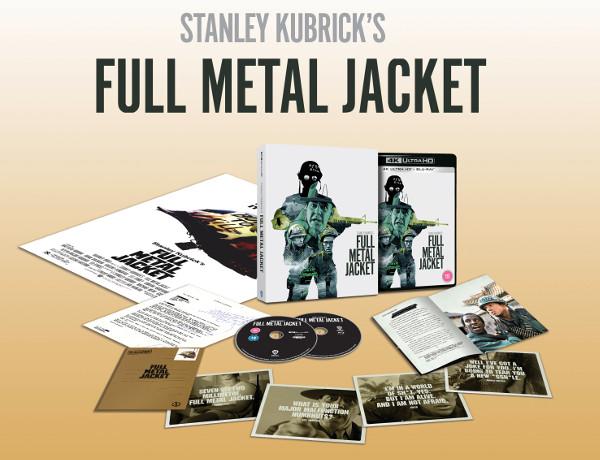 Kubrick, 300, Beetlejuice in 4K e i nuovi cofanetti Bond!