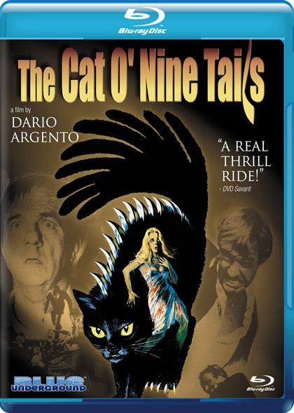 Senza tregua le uscite di Blu-Ray argentiani!