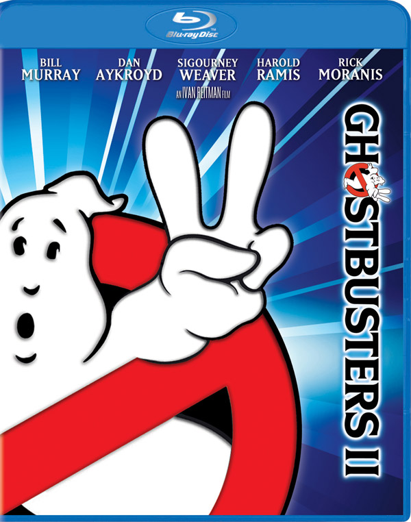 Video fantastico per Ghostbusters 2!