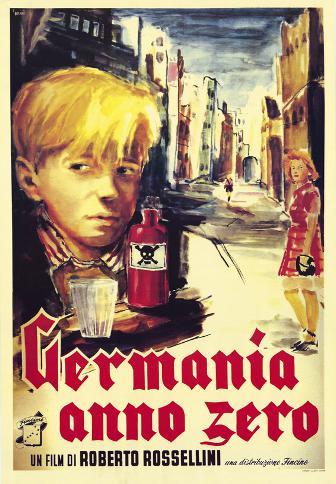Germania Anno Zero debutta in Blu-Ray!