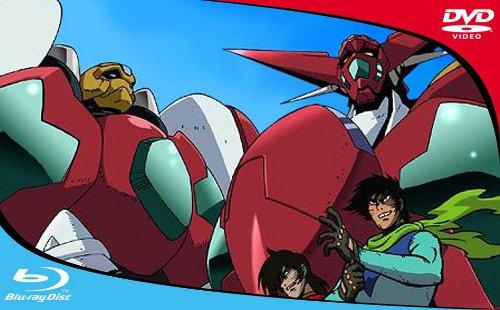 Anche Getter Robot Remodel da Yamato!