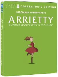 Altri 11 Ghibli in formato Steelbook!