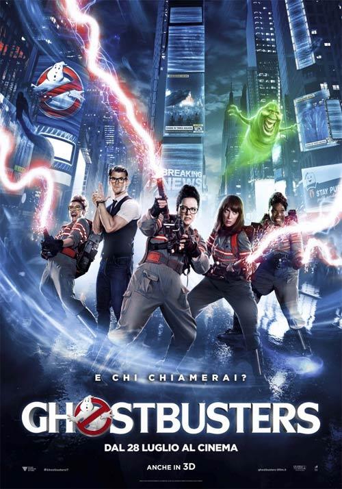 I Ghostbusters credono ancora in noi!