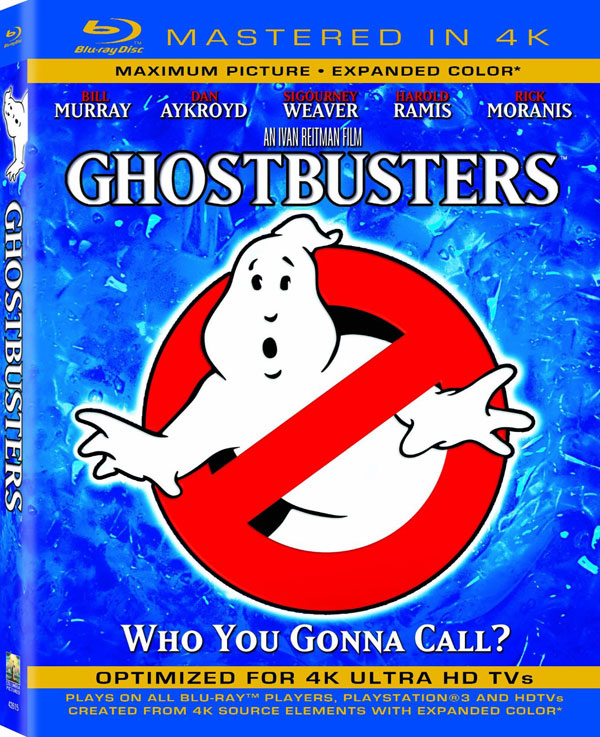 Ghostbusters (1984) Mastered in 4K Video Untouched ITA ENG TrueHD AC3 5.1 Subs MKV