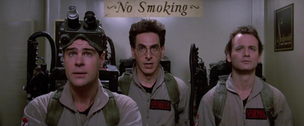 I Ghostbusters di nuovo al cinema?