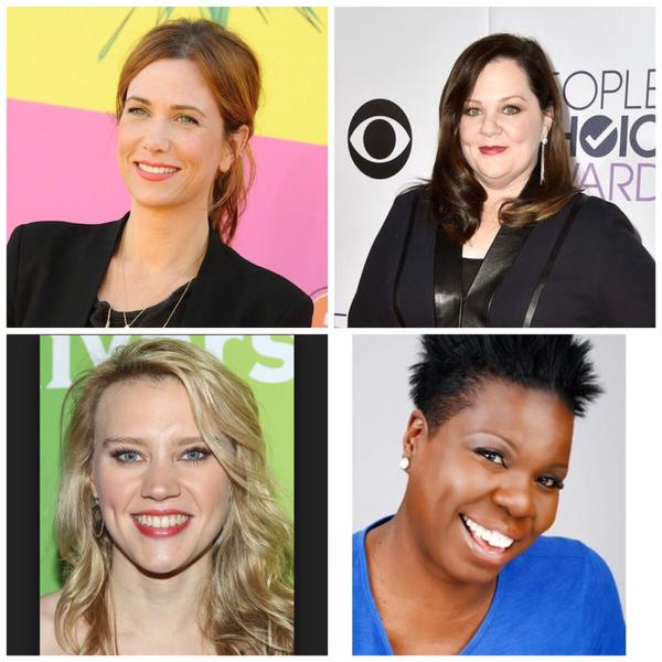 Casting rumor: Indiana Jones, Ghostbusters, Star Wars...