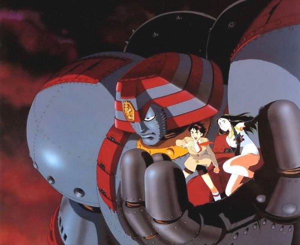 Yamato ferma il mondo: annunciato Giant Robot!!!
