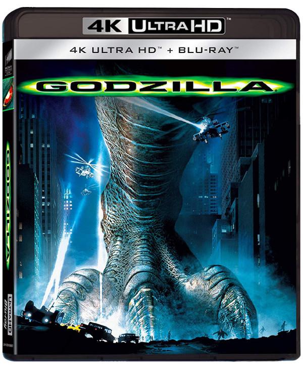 Anche Godzilla si aggiorna al 4K!