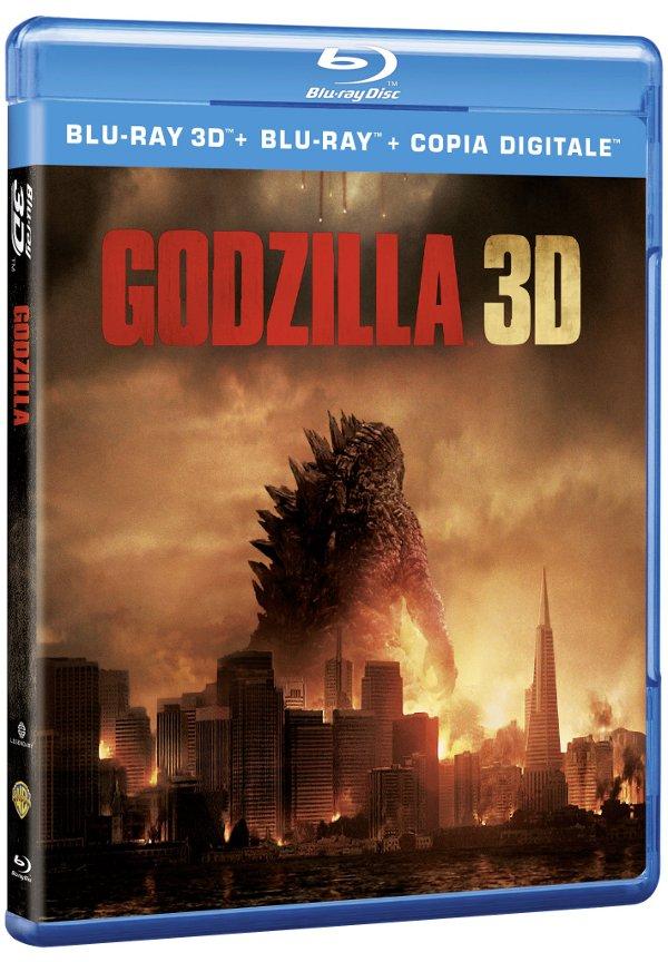 Godzilla: i packshot finali!