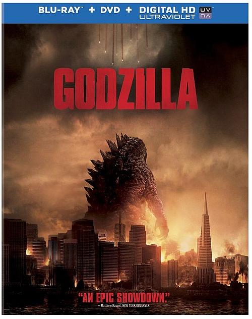 I contenuti del nuovo Godzilla!