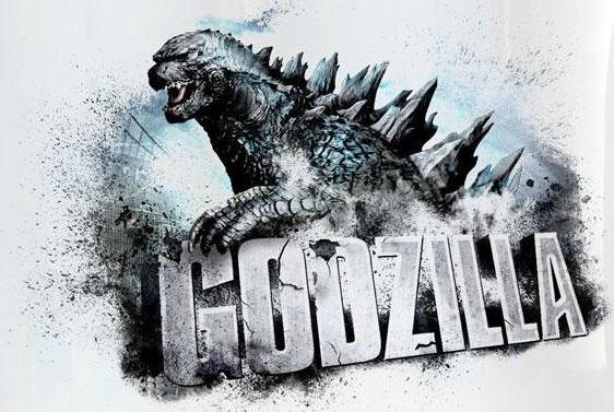 QUADRI DEL CINEMA: Godzilla!
