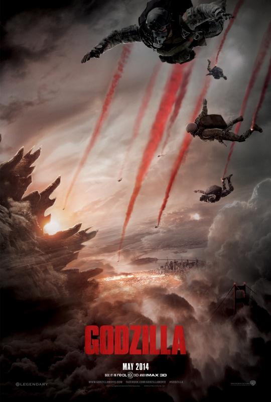 60 anni di Godzilla con il nuovo film!