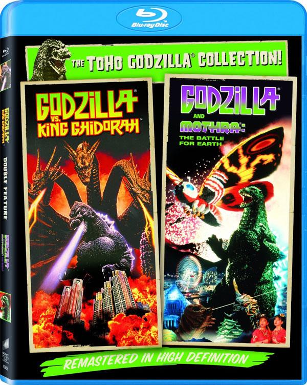In attesa del nuovo Godzilla...