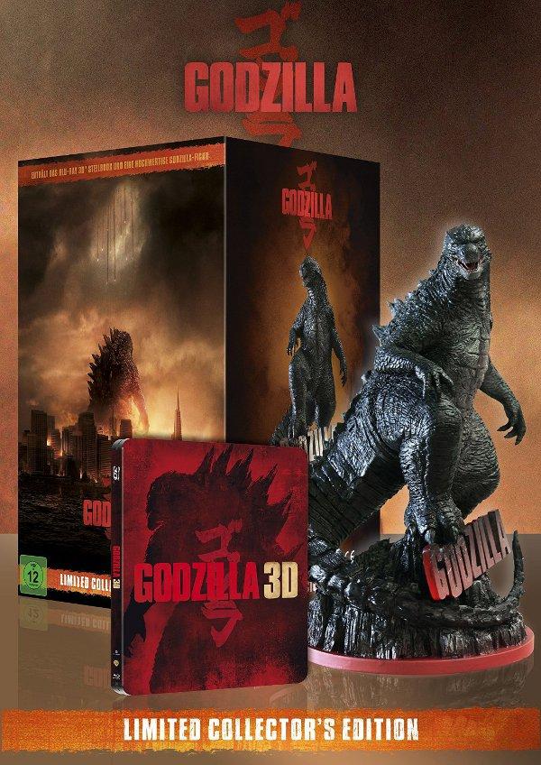 Una Limited anche per Godzilla!