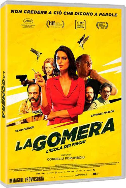 La Gomera: il cinema in un fischio!