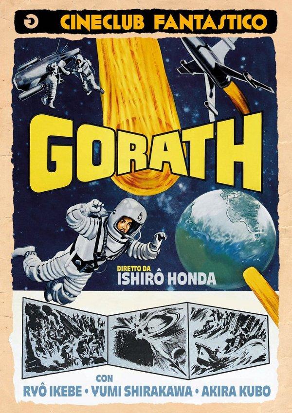 E all'improvviso... Gorath!