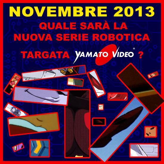 Inarrestabile Yamato con i robot: anche Gotriniton!